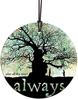 Trend Setters Harry Potter - Snape and Lily Always - Starfire Prints Hanging Glass