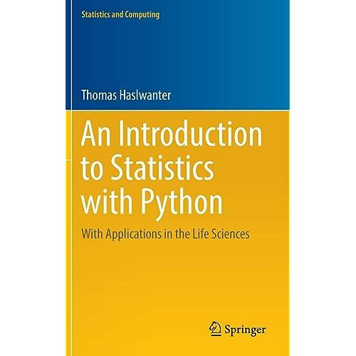 Python Statistics: Amazon com