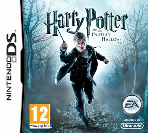 Harry Potter and The Deathly Hallows - Part 1 (Nintendo DS) [Importación inglesa]