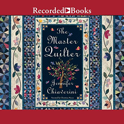 Master Quilter audiobook cover art