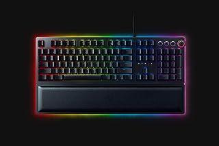 Razer RZ03-01870100-R3M1 Huntsman Elite OPTO Mech Gaming Keyboard Classic Black
