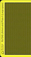 日本海軍 滑り止め メタルプレートⅠ 大 IJN Anti-skid Plate II (Large space) 1:700 [Rb7048]