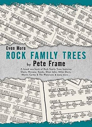 Price comparison product image Even More Rock Family Trees