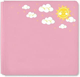 Creative Memories 12x12 Petal Pink Storytime Girl Scrapbook Album Cover True Size