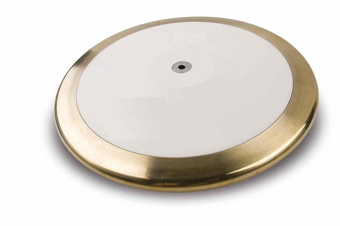 手当ファーザーファージュ通知高度なスキルレベルIAAF認定ゴールドメダルCollege &大人用メンズ2?Kilo非常に高いスピントラック&フィールドDiscus。88?%ブロンズリム重量。