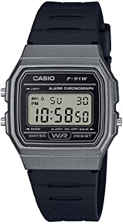 Casio Men's 'Vintage' Quartz Plastic and Resin Casual...