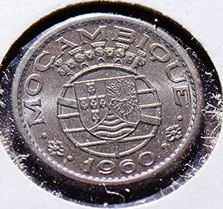 1960 ten centavos coin