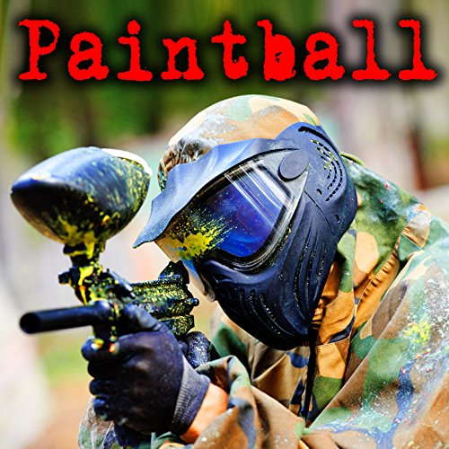 Electronic Paint Ball Gun: Distant Pellet Burst Through Trees and Brush 3 Louisiana