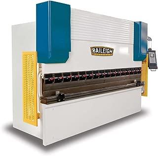 Baileigh BP-14013CNC CNC Hydraulic Press Brake, 3-Phase 220V, 140 Ton Pressure, 13' Bending Length