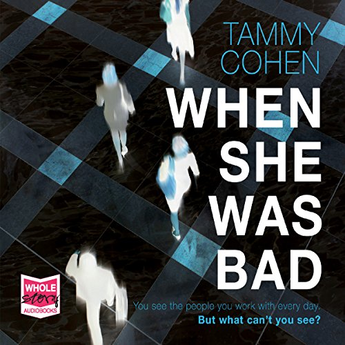 When She Was Bad audiobook cover art