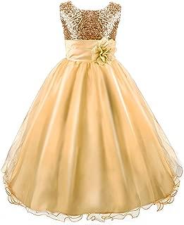 gold tutu prom dress