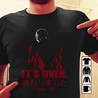 54570951 Dragon Ball Super - Jiren It's Over T Shirt Long Sleeve Sweatshirt Hoodie  Youth