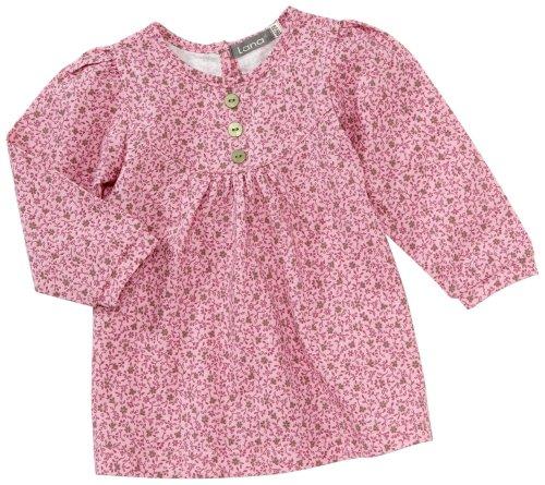 Lana Baby Longshirt 92 1294 5007 Bébé Fille Vêtement de Bébé Fille - Rose - 86 cm/92 cm