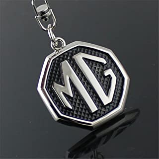Dreamtao Fashion Metal Car Logo Keychain Key Chain Keyring Key Ring for MG