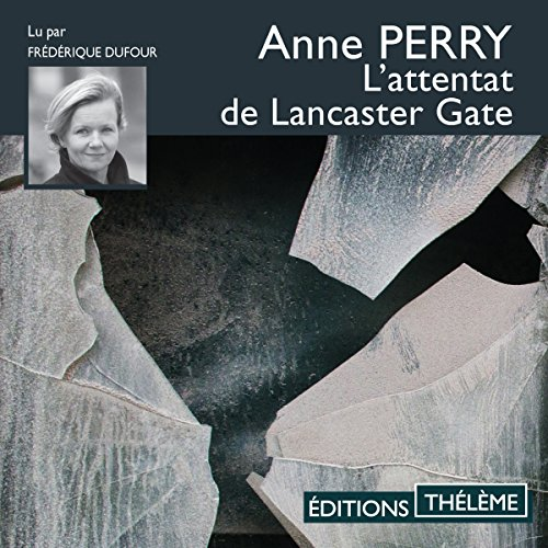Couverture de L'attentat de Lancaster Gate
