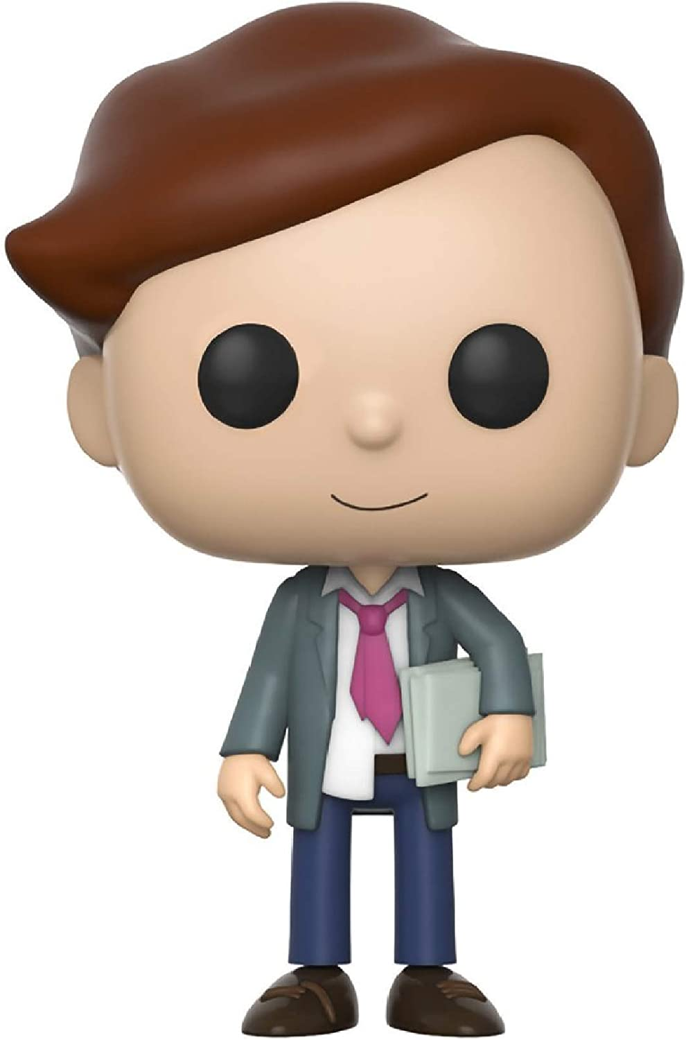 Rick and Morty Lawyer Morty Funko Pop  Vinyl Figure and (Bundled with PredECTOR CASE)