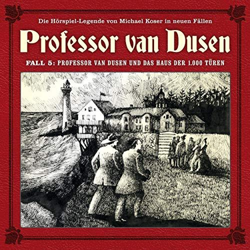 Professor van Dusen und das Haus der 1000 Türen cover art