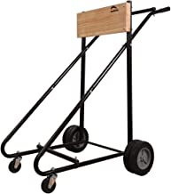 LEADALLWAY Outboard Boat Motor Stand Display Carrier Cart