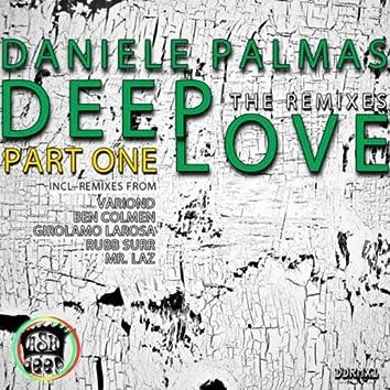 Deep Love - The Remixes Part One
