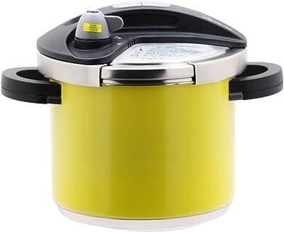 ワンダーシェフ orth Cute 両手圧力鍋 レモンスノー 5.0L 【超高圧140kPa】 BODA50-LS
