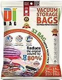 DIBAG - Housses de rangement sous vide -12 sacs de voyages pour économiser de...