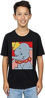 Disney Niños Dumbo Portrait Camiseta