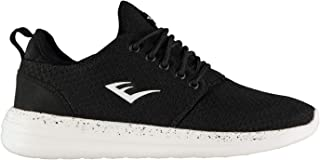 Everlast Kids Sensei Run Juniors Trainers Sneakers Lace Up Shoes Everyday Knit