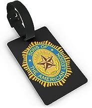 Sons Of The American Legion PVC Travel Handbag ID Tags