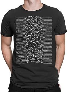 Joy Division - Unknown Pleasures Cult Music T-Shirt