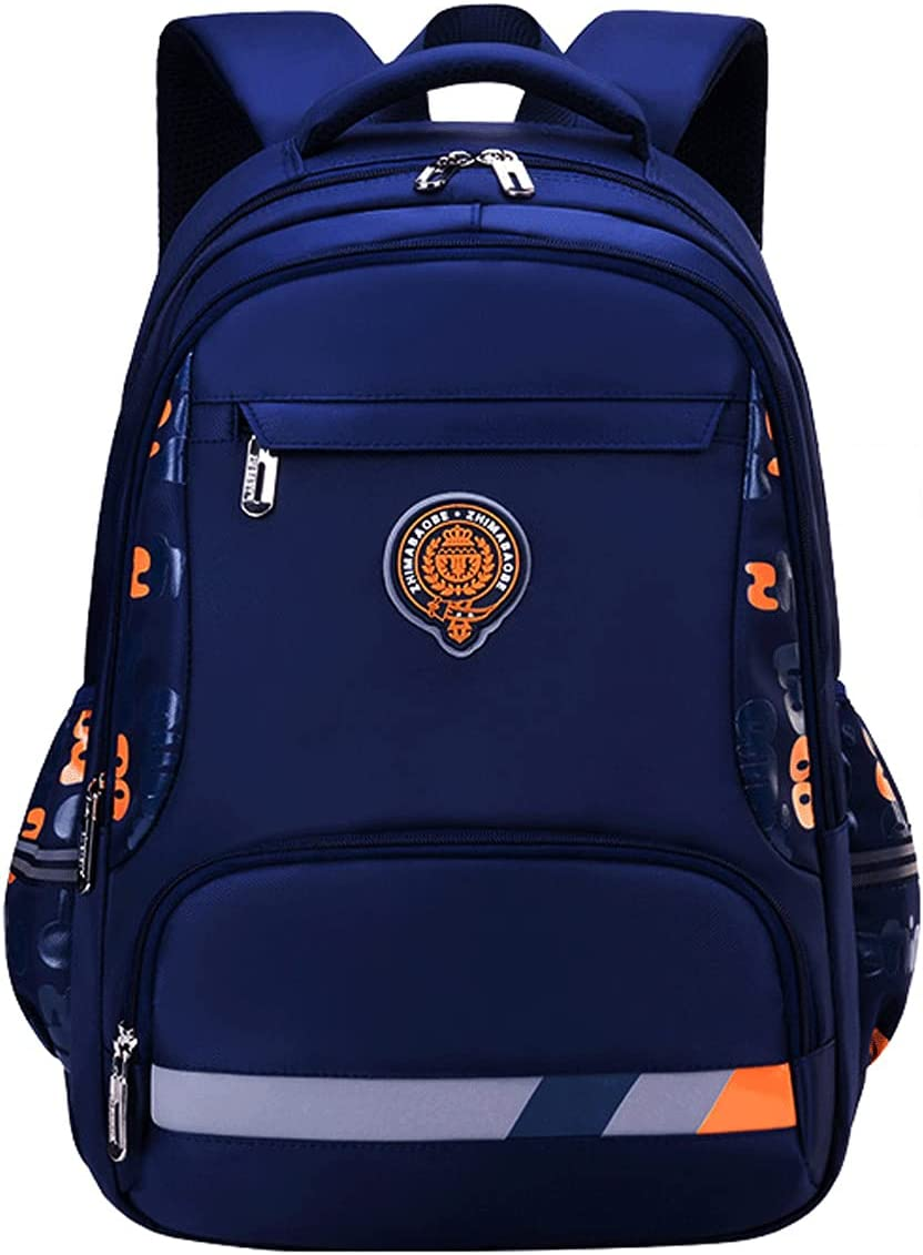 HUJBM's New Casual Schoolbag Breathable Today's only High material Large-Cap Lightweight
