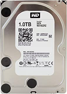 Western Digital Azul duro interno de sobremesa (8,9 cm (3,5 pulgadas), SATA 6 Gb / s) (Certificado y reconstruido), Capacidad:1.000GB (1TB)