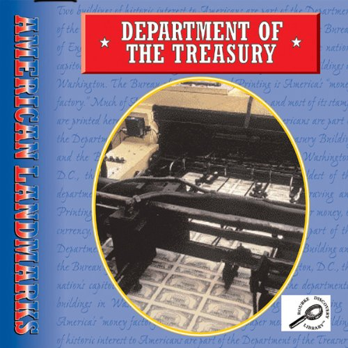 Department of the Treasury audiobook cover art