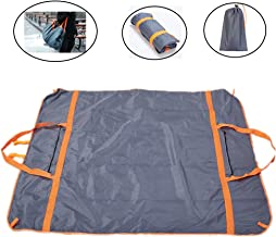 SanHeng Fire Travel Mats Folding Travel Bag Waterproof 57 ''x57 '' Multifunctional package