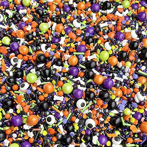 Halloween sprinkles (from Amazon)