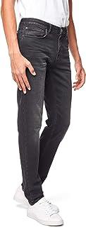 Standard para Mujer Lee Cooper Paperbag Short Pantalones Cortos de Jean Blau