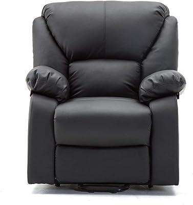 ECO-DE Sillón de masaje relax, Maximum, programas Auto ...