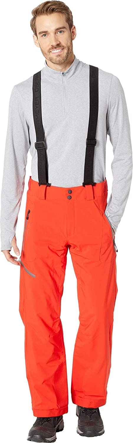 Obermeyer Force Suspender Pants Red R 2XL Sale price Cheap SALE Start