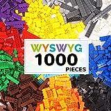 クラシックビルディングブロックおもちゃ れごぶろっく| 1000クリエイティブパーツ| 10色| 14種類の仕様| 6歳以上の男の子と女の子に最適 性能価格比|主要な国際ブランドとのブロック 互換| 知育玩具