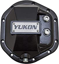 Yukon Gear YHCC-D44 Black Hardcore Differential Cover