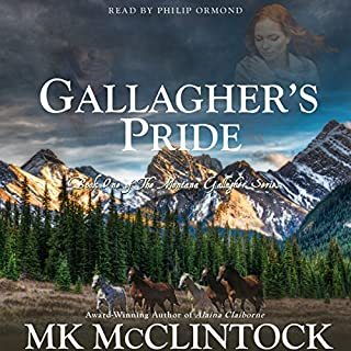 Gallagher's Pride audiobook cover art