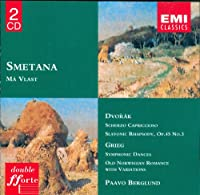Smetana/Dvorak/Grieg;Ma Vl