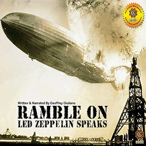 Ramble On audiobook cover art