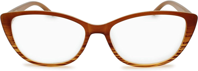 2SeeLife Stylish Cat Max 43% OFF Eye Women Overseas parallel import regular item Glasses Reading for