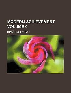 Modern Achievement Volume 4