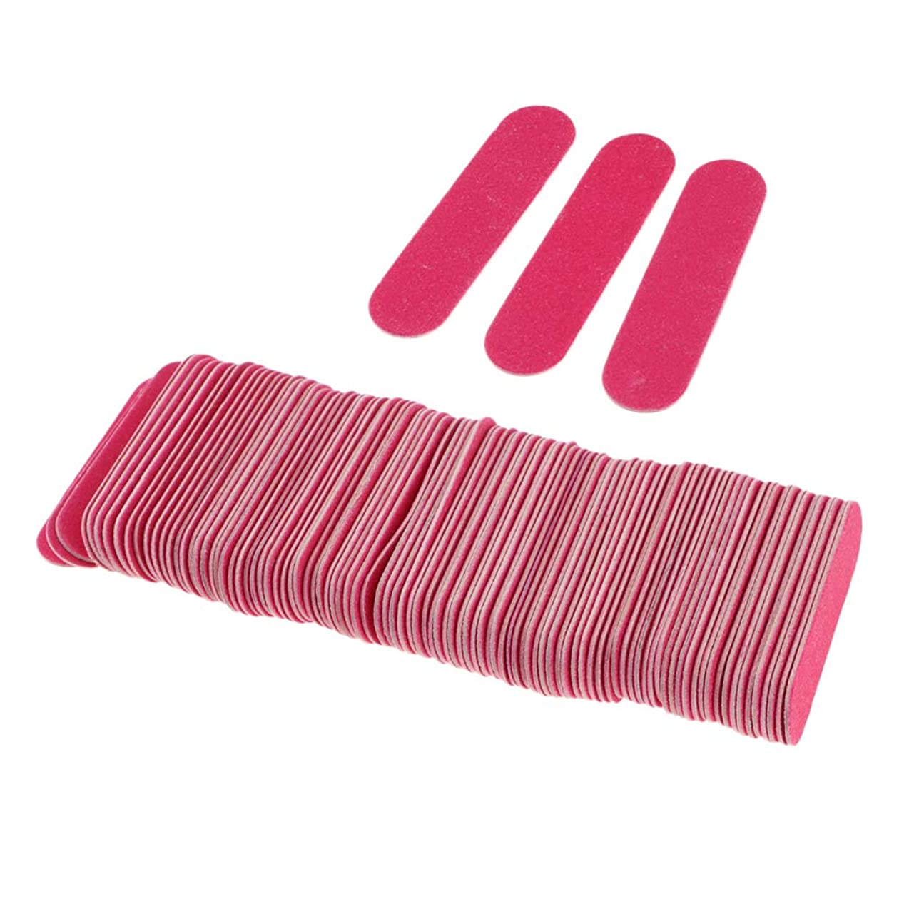 農民蒸し器ママT TOOYFUL ネイルファイル 爪磨き 爪やすり バッファーブロック ネイルサロン ツール 約100個入り