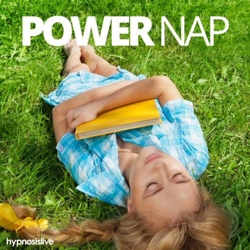Power Nap Hypnosis audiobook cover art