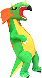 Camlinbo Inflatable Dinosaur Costumes for Adults
