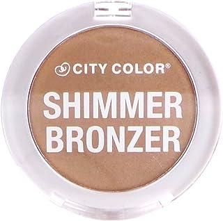 City Color Shimmer Bronzer - Color Caramel