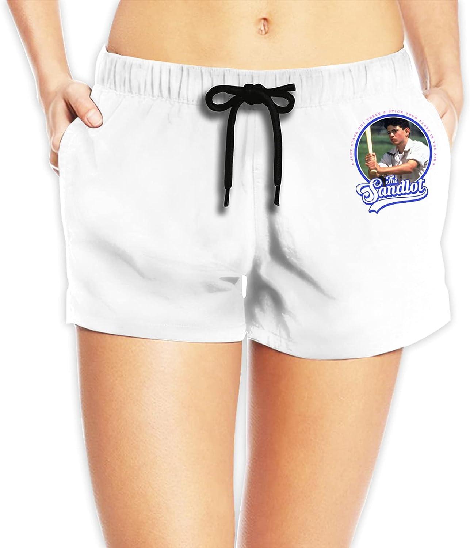 Time sale Guoguoding The Sandlot Women Limited time cheap sale Beach Trunks Swimwear Shorts Sports