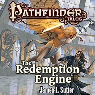 The Redemption Engine cover art